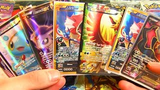getlinkyoutube.com-MEILLEURE Ouverture de 100 Boosters Pokémon Rupture Turbo #4 EPIC CARTE POKEMON FULL ART !