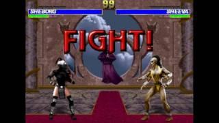 getlinkyoutube.com-Mortal Kombat Project 4.1 - Sheborg