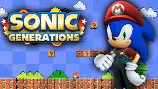 getlinkyoutube.com-Sonic Generations World 1-1 - Walkthrough