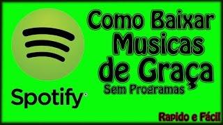 getlinkyoutube.com-Baixar Musicas do Spotify sem Programa