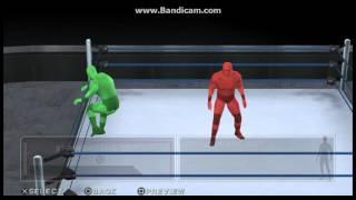getlinkyoutube.com-WWE SVR 11 AJ Styles Moveset