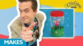 getlinkyoutube.com-Cbeebies: Mister Maker - Bug In A Jar