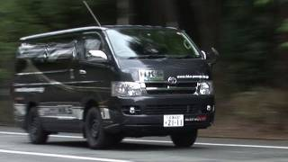 getlinkyoutube.com-ハイエースをパワーアップするF-CON iD/F-CON iD which powers up HIACE