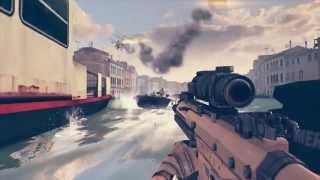 getlinkyoutube.com-Modern Combat 5 - E3 Trailer - iPhone / iPad / Android