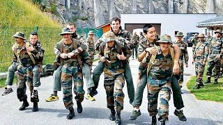 getlinkyoutube.com-Exclusive : India-France army exercise