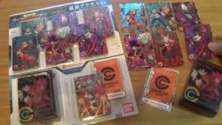 getlinkyoutube.com-Super Dragon Ball Heroes - Nuevo Deck Set que incluye Expansión PDSS de Super y Xenoverse!