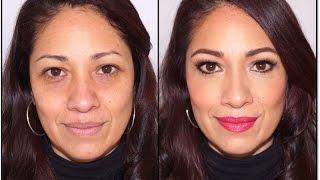 getlinkyoutube.com-Maquillaje Rejuvenecedor para Mujeres de 40 a mas