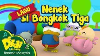 getlinkyoutube.com-Lagu Kanak Kanak | Nenek Si Bongkok Tiga | Didi & Friends
