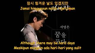 Seo Young Eun - Dreaming A Dream (OST Chief Kim Part 6) + eng | indo