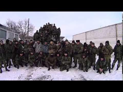 """""""Заблужившиеся"""" на Донбассе рашисты из России сделали видеообращение."""