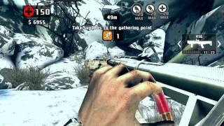 getlinkyoutube.com-Dead Trigger 2 KSG, Grenade Launcher & Chainsaw Gameplay Nvidia Shield Tablet