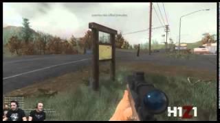 getlinkyoutube.com-H1Z1 Twitch stream gameplay Dec 18, 2014