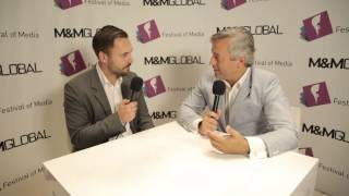 Dominic Delport, global MD for Havas talks to M&M Global