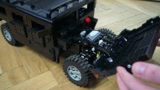 getlinkyoutube.com-Lego Motorized Humvee