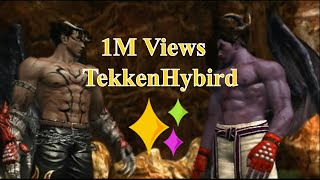 getlinkyoutube.com-Tekken Tag 2 | A9K ( Devil Kaz \ Devil Jin ) Vs. CPU Ultra Hard Mode | Clip-2