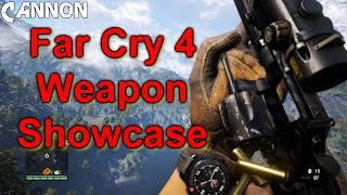 getlinkyoutube.com-Far Cry 4: All Weapons Shown Including Signature Weapons