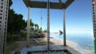 getlinkyoutube.com-Ark Survival Evolved: The Elevator