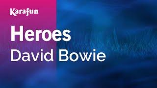getlinkyoutube.com-Karaoke Heroes - David Bowie *