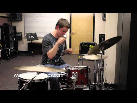 Matthew Garstka Integrates Rudimental Drumming Concepts
