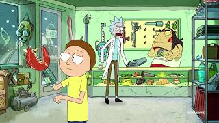 Pawn Shop | Rick and Morty | Adult Swim