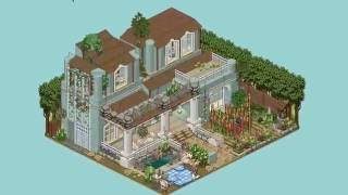 Habbo Retro - How To Build An Office - Exterior
