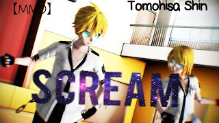 getlinkyoutube.com-【MMD】 Scream 【Len, Rin, Lenka and Rinto】【By:Tomohisa Shin】