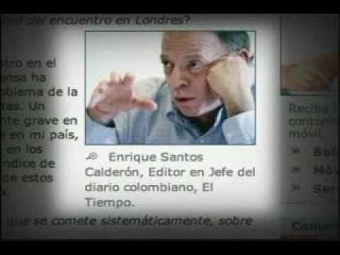 Alvaro Uribe amigo de Pablo Escobar por Inteligencia de EEUU