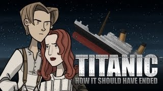 How Titanic Should Have Ended width=