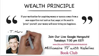 The Secrets of the Millionaire Mind- Modeling wk 4
