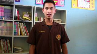 Thailand student introductions: Karen students