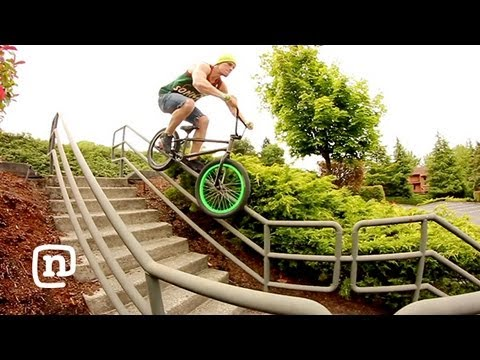 The Hunt BMX Gold Rush 2012 Official Trailer: Crooked World BMX