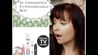 getlinkyoutube.com-It Cosmetics Kit - Beautiful You Kit