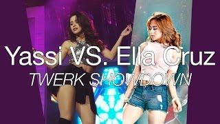 getlinkyoutube.com-Ella Cruz vs. Yassi Pressman (Twerk Showdown)!