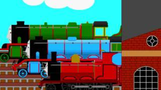 getlinkyoutube.com-Thomas and Friends Animated Remake Episode 4 (Dirty Work)