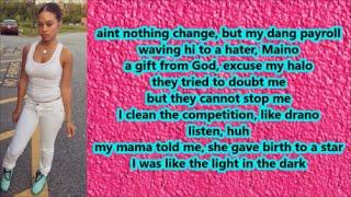 getlinkyoutube.com-Miss Mulatto - No More Talking (Lyrics)