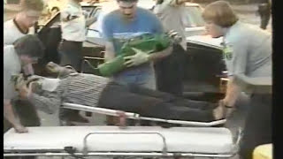 getlinkyoutube.com-Rare police footage of San Francisco's Oct 17 1989 earthquake aftermath part 1 of 2