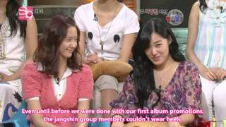 getlinkyoutube.com-[SNSD] Short vs Tall, which one is the luckiest