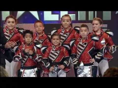 Zigitty Crew  -  Semi Final 3 Australia's Got Talent 2012 [FULL]