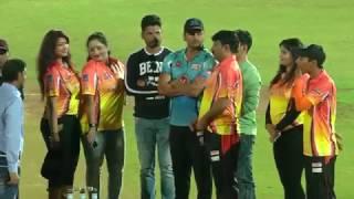 getlinkyoutube.com-Manoj Tiwari XI vs Ravi Kishan XI | BIPL Season 2 | BIPL 2017