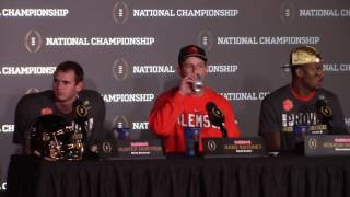 getlinkyoutube.com-TigerNet.com - Dabo Swinney postgame press conference after winning National Championship