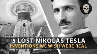 getlinkyoutube.com-5 Lost Nikola Tesla Inventions We Wish Existed