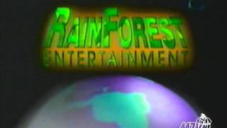 getlinkyoutube.com-Rainforest Entertainment / Franklin-Waterman / Claster Television Incorporated logos