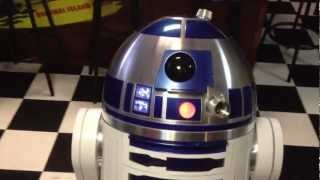 r2d2 1:1 scale replica built