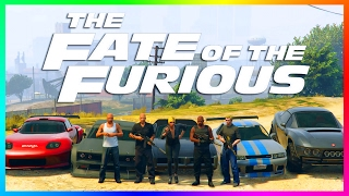 getlinkyoutube.com-GTA ONLINE FAST AND FURIOUS 8 SPECIAL - FATE OF THE FURIOUS SUPER CARS, BEST GTA 5 VEHICLES & MORE!