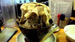 getlinkyoutube.com-彡☆1080p ☆彡 【爆盛り】 神戸ちぇりー亭 (ラーメン) = 2010-6/4 =