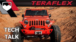 getlinkyoutube.com-TeraFlex Tech: Choosing Tires For Your JK
