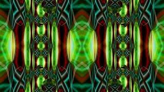 getlinkyoutube.com-Psychedelic VJ Loop Mix - Toucan Music Free DJ Mix  - Kaleidoscope 3D Visual - HD Video