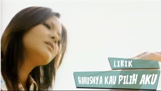 getlinkyoutube.com-Terry - Harusnya Kau Pilih Aku (Lirik)