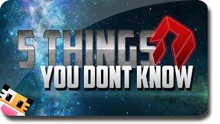 "getlinkyoutube.com-Destiny ""Rise of Iron"" - ""5 Things"" You Didn't Know About Destiny (5 Things Destiny ""Rise of Iron"")"