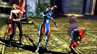getlinkyoutube.com-Marvel vs. Capcom 3 Gameplay  -  8 Minutes of  Pure Hyper Combo Madness [HD]